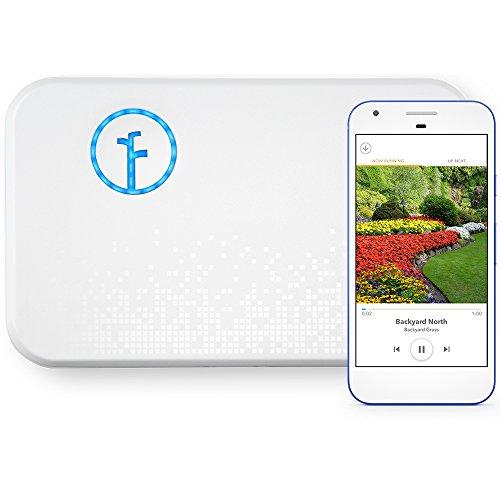 Rachio WiFi Smart Lawn Sprinkler Controller, Works with Alexa, 16-Zone (2nd Generation)