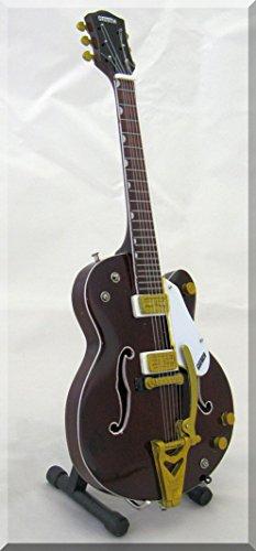 GEORGE HARRISON Miniature Mini Guitar Beatles Tennessean