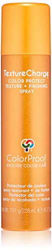 ColorProof Evolved Color Care Texturechargecolor Protect & Finishing Spray, 6.7 Oz