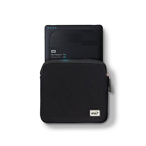 WD My Passport Wireless Pro Neoprene Carrying Case