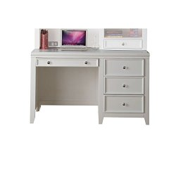 Acme Furniture ACME Lacey White Desk