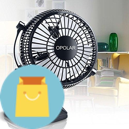 OPOLAR F801 Clip and Desktop Fan