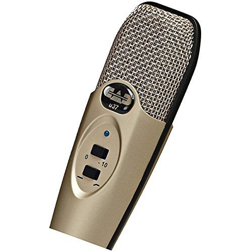 CAD U37 USB Studio Condenser Recording Microphone