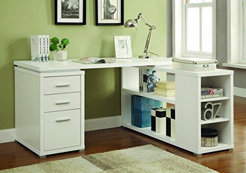 Coaster Home Furnishings Office Desk, White