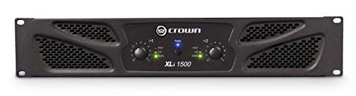 Crown XLi1500 Two-channel - 450W at 4Ω Power Amplifier