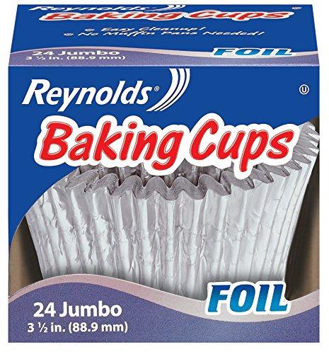 Reynolds Baking Cups, Jumbo, 288 Cups, 12 Count