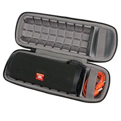 co2crea Hard Carrying Travel Case for JBL Flip 3 4 Waterproof Portable Bluetooth Speaker