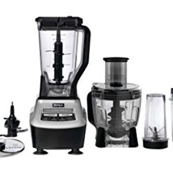 SharkNinja Mega Kitchen System, Silver/Black (Certified Refurbished)