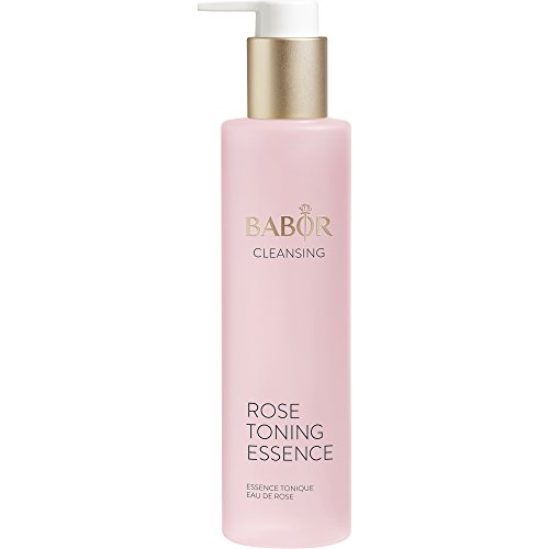 CLEANSING Rose Toning Essence for Face 6.76 oz - Best Natural Rose Toning Essence for Day and Night
