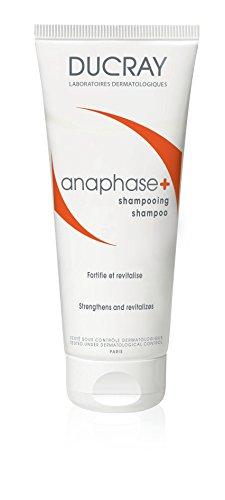 Ducray Anaphase+ Cream Shampoo, 6.76 fl. oz