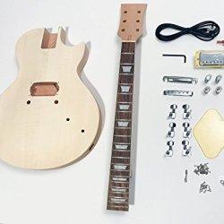 DIY Electric Guitar Kit Singlecut 1 HB Build Your Own Guitar Kit