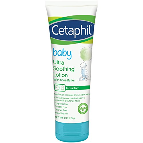 Cetaphil Baby Ultra Soothing Lotion with Shea Butter 8 oz