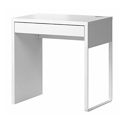 Ikea Modern Computer Desk, White, MICKE 302.130.76