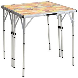 Coleman 4-In-1 Outdoor Table with Mosaic Top