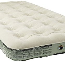 Coleman QuickBed Single High Airbed - Twin