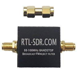 Broadcast FM Block Filter (88 - 108 MHz Block) by RTL-SDR Blog
