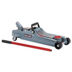Pro-Lift Grey Low Profile Floor Jack - 2 Ton Capacity