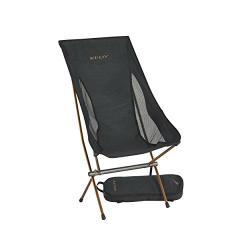 Linger High Back Chair - Black