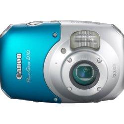 Canon PowerShot D10 12.1 MP Waterproof Digital Camera