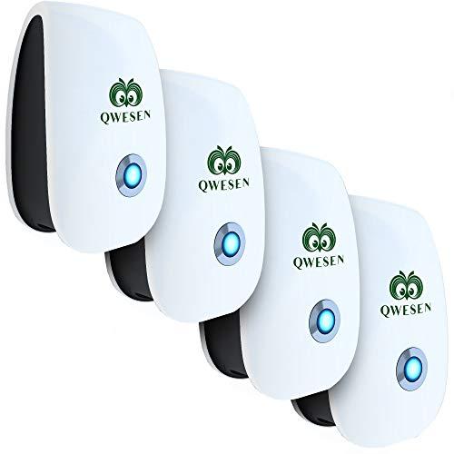 Ultrasonic Pest Repeller   Best Pest Control Ultrasonic Repellent