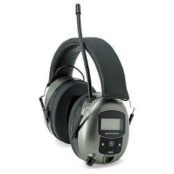 Safety Works MP3/AM/FM Digital Radio Ear Muffs