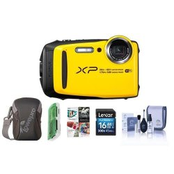 Fujifilm FinePix XP120 16.4MP Digital Camera