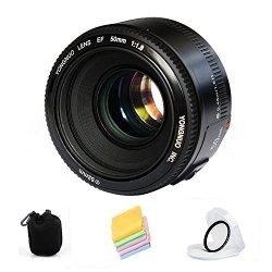 YONGNUO YN50mm F1.8 Standard Prime Lens Large Aperture Auto Focus Lens