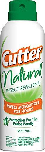 Cutter Natural Insect Repellent2 (Aerosol) (HG-96179)