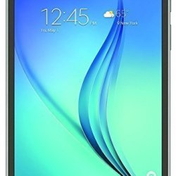 Samsung Galaxy Tab 8-Inch Tablet (16 GB, Titanium) W/ Pouch (Certified Refurbished)