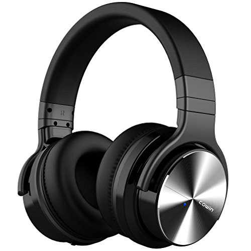 Active Noise Cancelling Headphone Bluetooth Headphones Microphone Hi-Fi