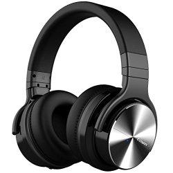 Active Noise Cancelling Headphone Bluetooth Headphones Microphone Hi-Fi