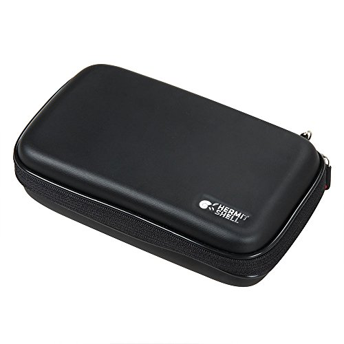 Hard EVA Travle Case for Apple Magic Bluetooth Wireless Laser Mouse and Power Supply by Hermitshell