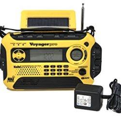 Digital Solar Dynamo Crank Wind Up AM/FM/LW/SW & NOAA Weather Emergency