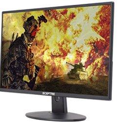 Sceptre E 24-inch Screen LED-Lit Monitor