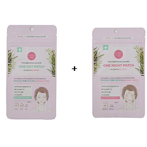 DODO LABEL Acne Hydrocolloid One Day Patch