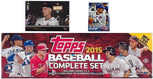 2015 Topps MLB Baseball HUGE Card Factory Sealed HOBBY Factory Set