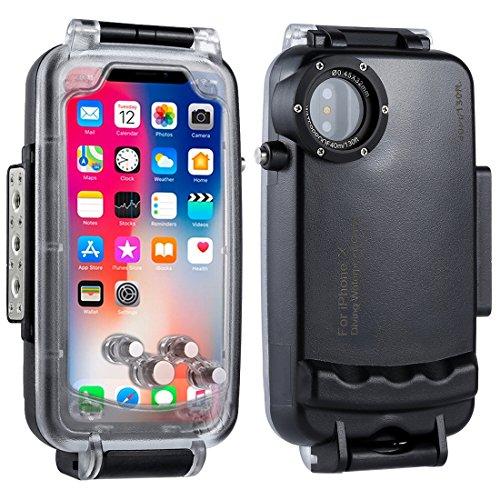 HAWEEL iPhone X Underwater Housing Professional