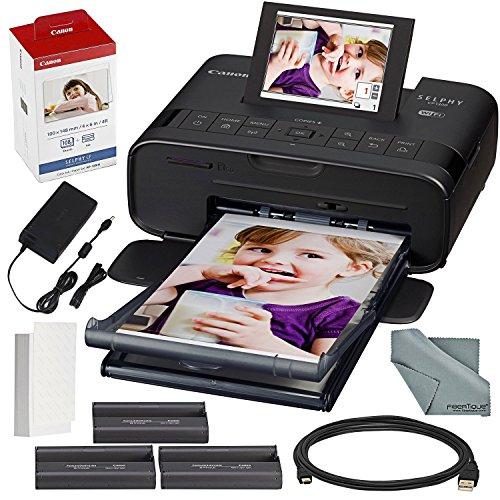 Canon SELPHY CP1300 Compact Photo Printer (Black) WiFi