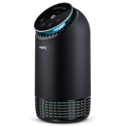 PARTU Air Purifier- The Most Silent Hepa Air Purifiers for Home
