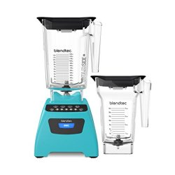 Blendtec Classic Blender with Wildside+ Jar (96 oz)