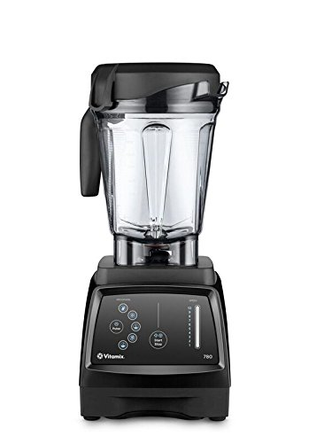 Vitamix Blender, Black (Certified Refurbished)