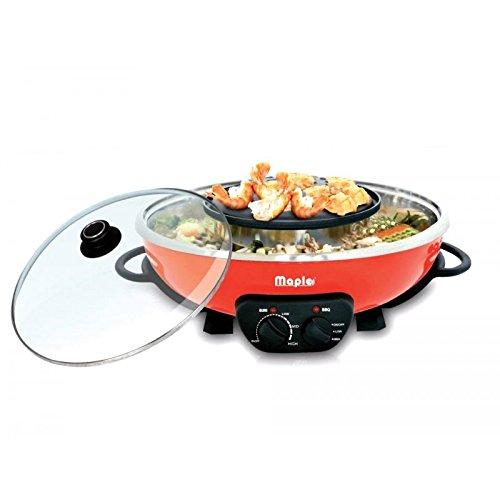 Maple-Enjoy Suki & BBQ/ Hot Pot- by Maple