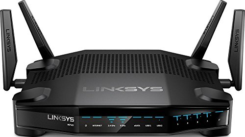 Linksys AC3200 Dual-Band WiFi Gaming Router