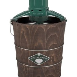 White Mountain Electric Ice Cream Maker with Appalachian Series
