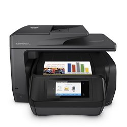 HP OfficeJet Pro All-in-One Wireless Printer with Mobile Printing
