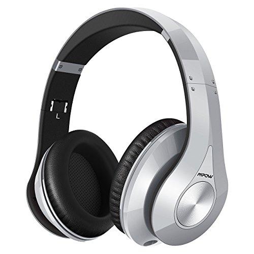Bluetooth Headphones Over Ear, Hi-Fi Stereo Wireless Headset