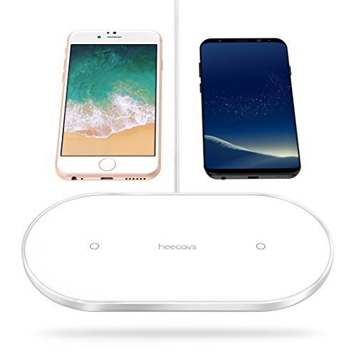 Wireless Charger for 7.5W iPhone X/XS/XS MAX/XR/ 8/8 Plus