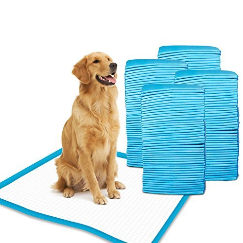 Gardner Pet Super-Absorbent 24 by 24 Inches Dog Training Pads