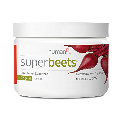 HUMAN N Superbeets Original Canister, 5.3 Ounce