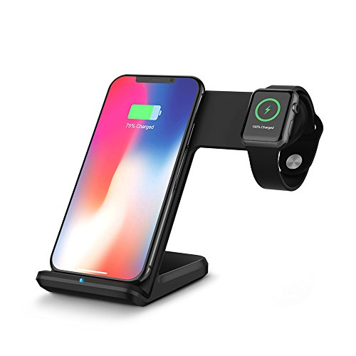 Wireless Charger Charging Station/Dock/Stand for iPhone Xs